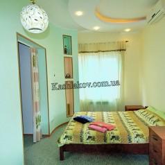 Спальня - снять квартиру в Ялте