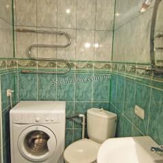 Туалет - квартира в Ялте