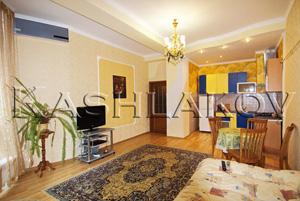 2-комнатная квартира в парковой зоне Ялты жильё