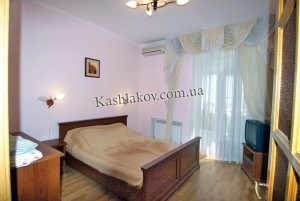 Спальня в квартире по ул.Боткинской