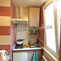 Вид кухни - аренда квартир в Ялте