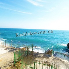 Вид на море - Снять дом в Алупке с видом на море