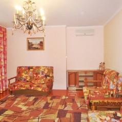 Дом в Ялте - спальня