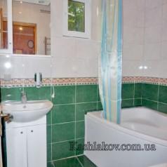 Дом в Ялте - ванная комната