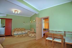 Квартира в Ялте с террасой