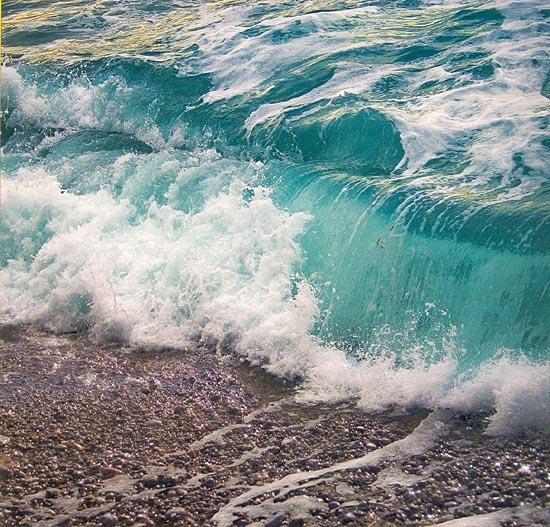 Пальмира Палас - пляж