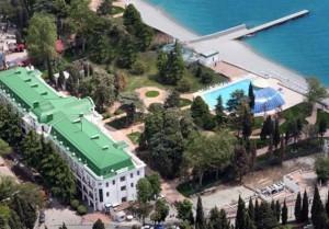 Алушта - Отель Redisson SAS Resort