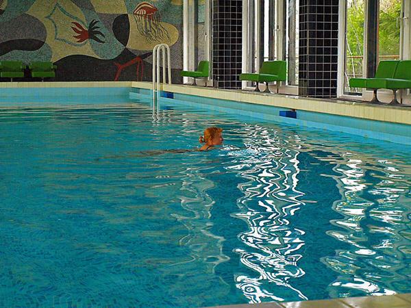 Айвазовское - крытый плавательный бассейн