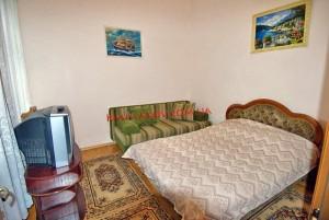 Ялта Массандровский пляж, квартира в аренду