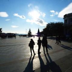 Набережная Ялты - Фото