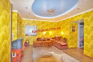 Большая квартира для семьи и отдыха в Ялте