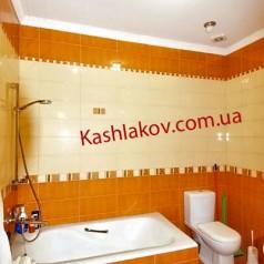 Ванная комната - снять квартиру в новостройке