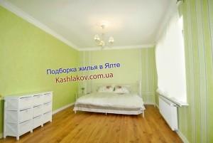 квартира для отдыха над Массандровским пляжем в Ялте