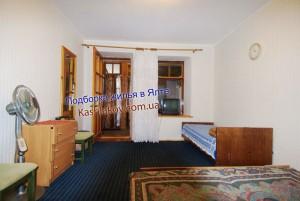 Курортная Ялта, недорогое жилье