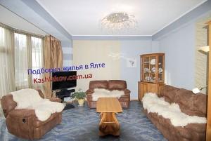 Ялта, квартира у пляжа Массандровский, с парковкой, есть сеть