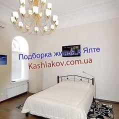 Спальня в гостинице Ялты