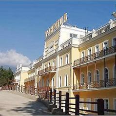 Гостиница Таврида в Ялте - общий вид