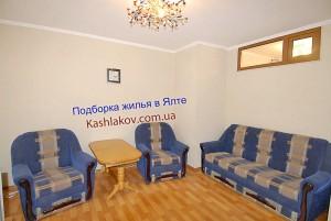 Ялта, гостиница в аренду до пяти человек, площадь Ленина, Ялта