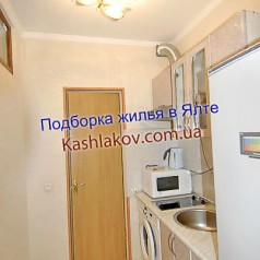 Кухня гостиницы в Ялте