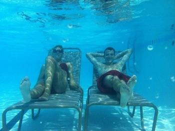 Для любителей подводного отдыха