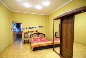 Квартира для отдыха, посуточно в Ялте