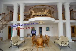Вип апартаменты в Ялте на берегу моря, посуточно