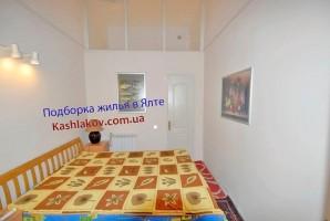 Квартира в Ялте у пляжа, две спальни