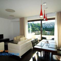 Гостиная апартаментов Ялты
