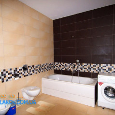 Ванная комната - апартаменты в Ялте